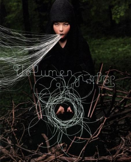 Björk Volumen Cover