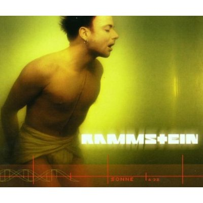 Rammstein Sonne Maxi-Cover