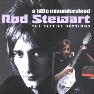 Rod Stewart, A Little Misunderstood, The Sixties Sessions, Cover