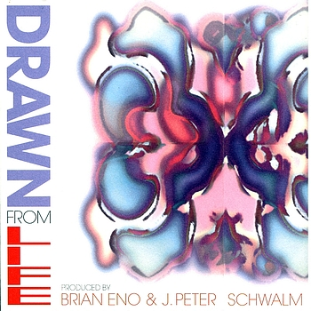 Brian Eno & Peter Schwam Drawn From Life Cover