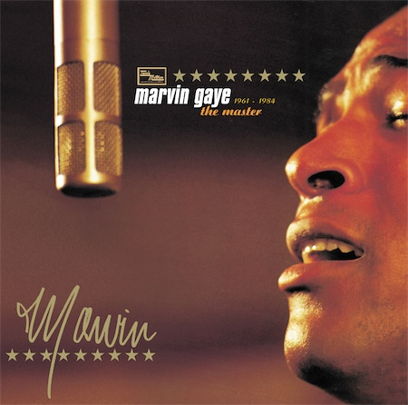 Marvin Gaye The Master Cover