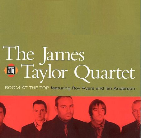 The James Taylor Quartet Room At The Top Cover