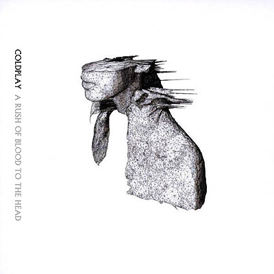 Coldplay A Rush Of Blood To The Head Cover