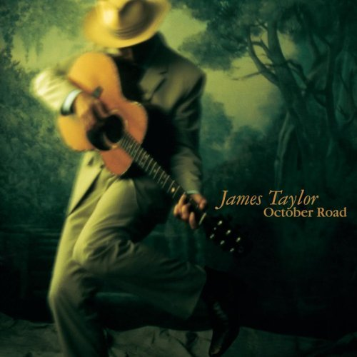 James Taylor October Road Cover