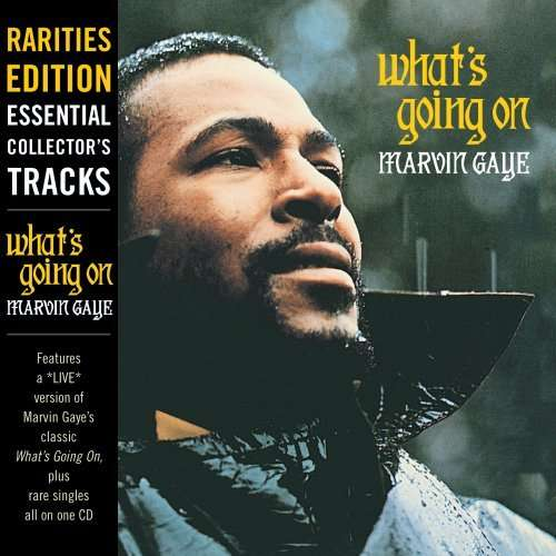 Marvin Gaye What's Going On Cover