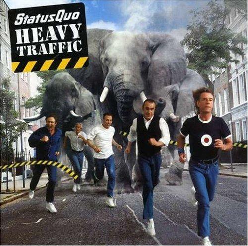 Status Quo Heavy Traffic Cover