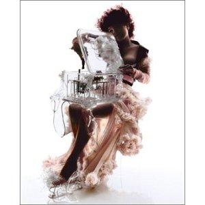 Björk Vespertine Live At The Royal Opera House Cover