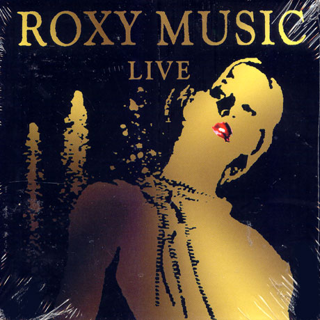 Roxy Music Live Cover