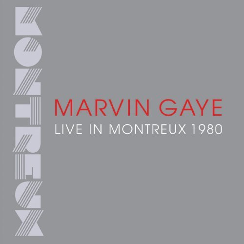Marvin Gaye Live In Montreux Cover