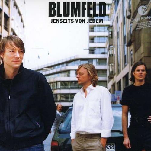 Blumfeld Jenseits von jedem Cover