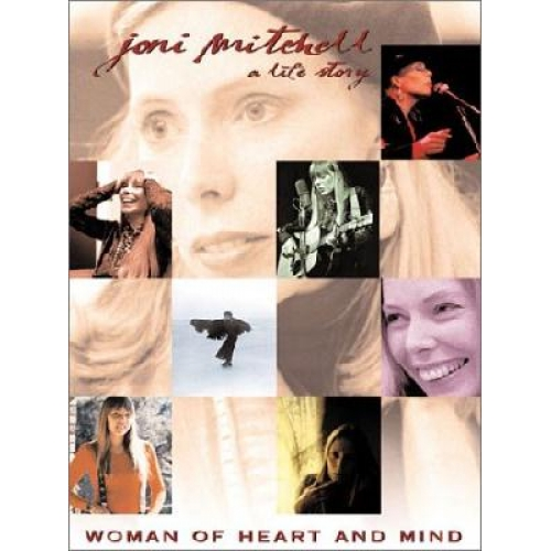 Joni Mitchell Woman Of Heart And Mind Cover