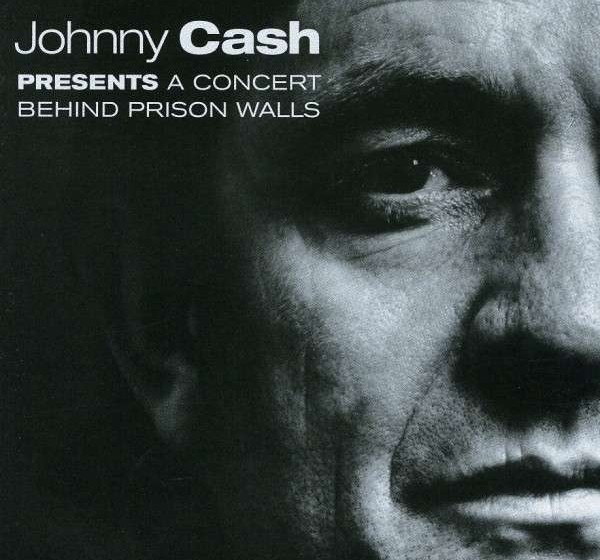 Johnny Cash A Concert Behind Prison Walls Cover