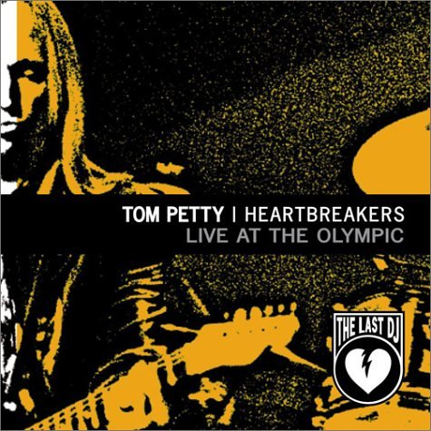 Tom Petty Live At The Olympic Cover