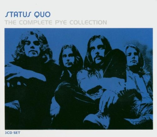 Status Quo The Complete Pye Collection Cover