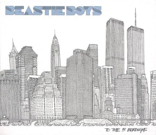Beastie Boys - To The 5 Boroughs!