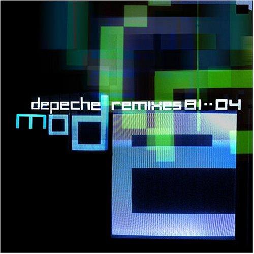 Depeche Mode Remixes Cover