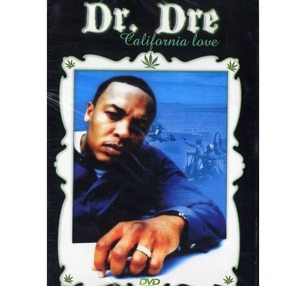 Dr. Dre California Love DVD