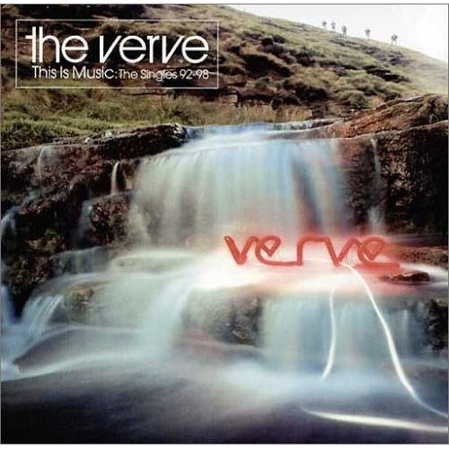 The Verve Singles Cover