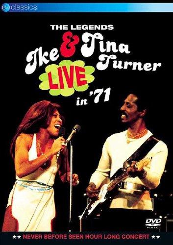 Ike & Tina Turner - Live In '71