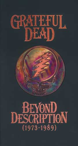 Grateful Dead Beyond Description Cover