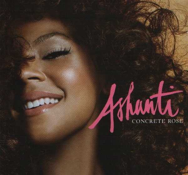 Ashanti - Concrete Rose
