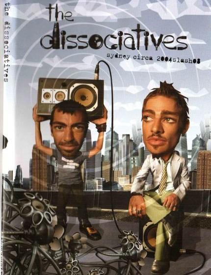 The Dissociatives - The Dissociatives