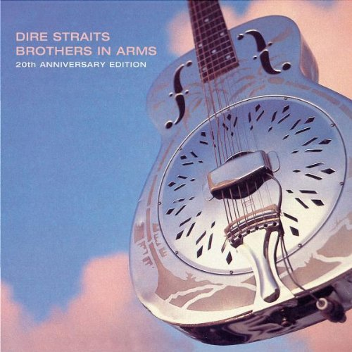 Dire Straits, Brothers In Arms, 20th Anniversary Edition, Cover