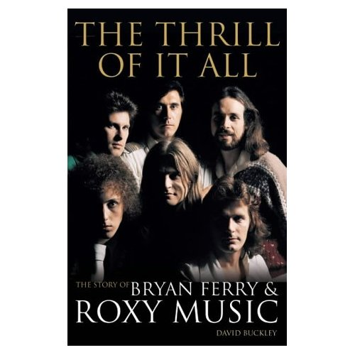 David Buckley Bryan Ferry & Roxy Music Cover