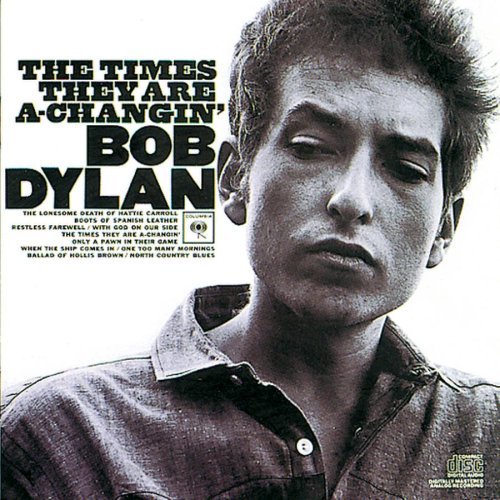 The Times They Are a-Changin'  Dylan Cover