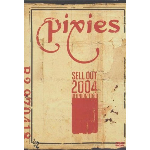 Pixies Sell Out Cover