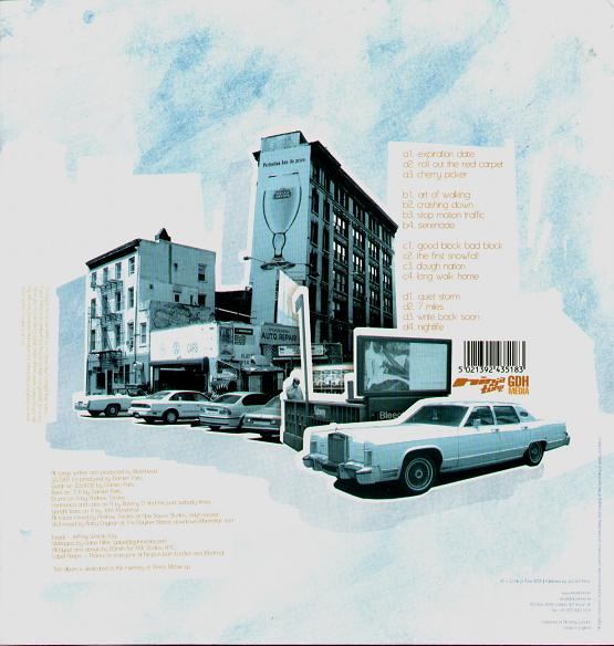 Blockhead - Downtown Science