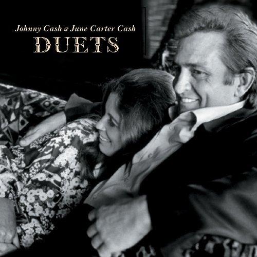 Johnny Cash & June Carter Duets Cover