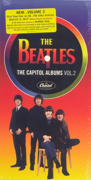 The Beatles - The Capitol Albums Vol. 2