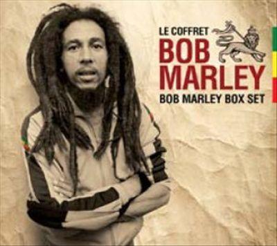 Bob Marley Box Set Cover