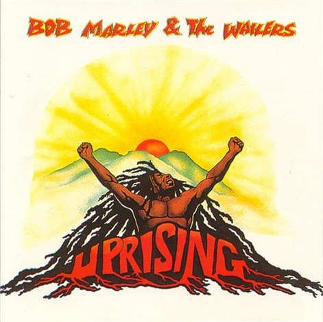 Bob Marley Uprising Cover