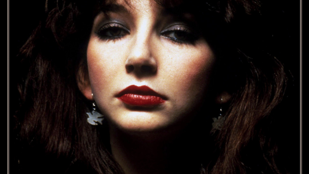 Kate Bush, Under Review, DVD, Cover