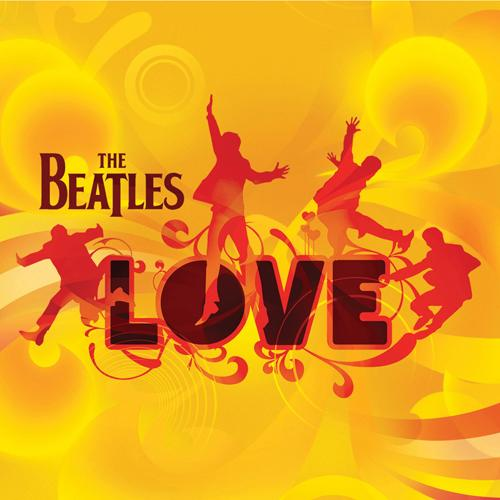The Beatles Love Cover