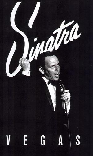 Frank Sinatra, Sinatra, Vegas, Cover