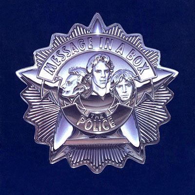 The Police Message In A Box Cover