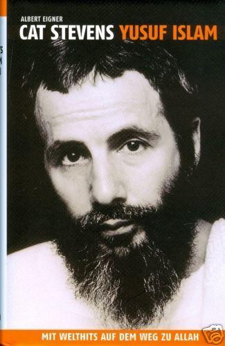 Albert Eigner, Cat Stevens, Yusuf Islam, Mit Welthits auf dem Weg zu Allah, Cover