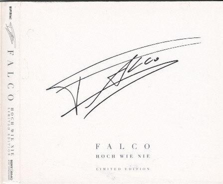 Falco - Hoch wie nie