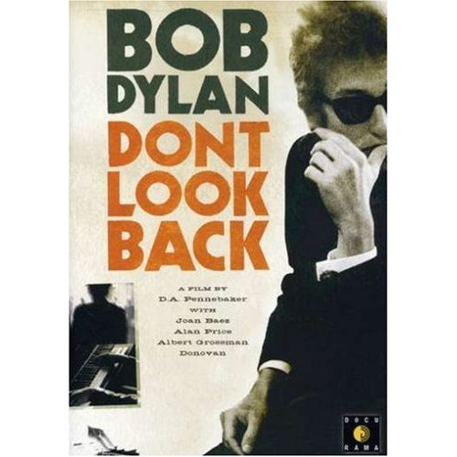 Bob Dylan Don't Look Back Cover