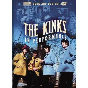 The Kinks In Performance Cover