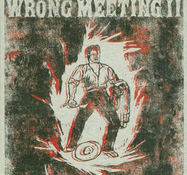 Two Lone Swordsmen - Wrong Meeting II