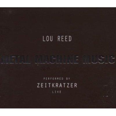 Zeitkratzer Lou Reed Artwork