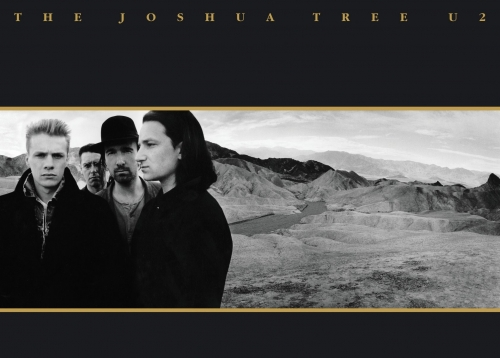 U2 - The Joshua Tree - 20th anniversary edition