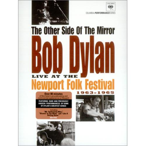 Bob Dylan The Other Side Of The Mirror Newport Cover