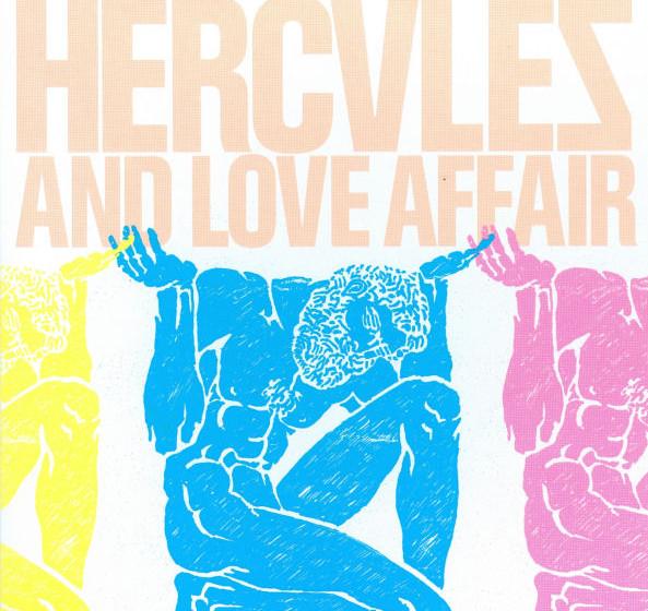 Hercules And Love Affair - Hercules and Love Affair