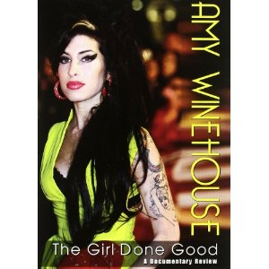 Amy Winehouse The Girl Done Good DVD-Cover