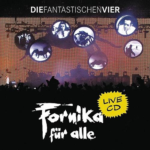 Die Fantastischen Vier Fornika für Alle Cover